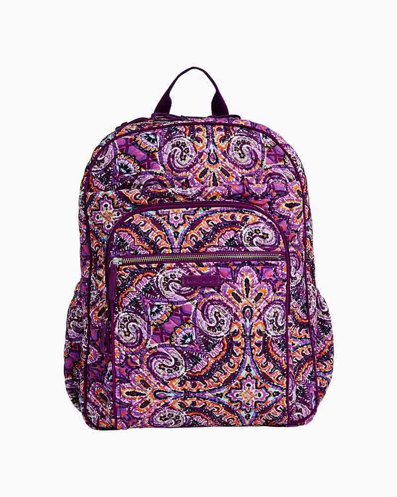 de85204428e9 Vera Bradley Iconic XL Campus Backpack in Dream Tapestry