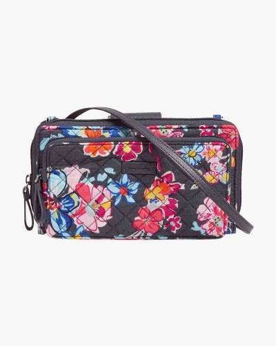Iconic Deluxe All Together Crossbody in Pretty Posies