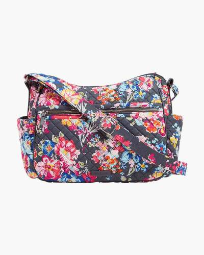 Iconic Large On the Go in Pretty Posies