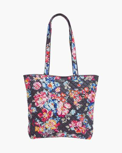 Iconic Tote Bag in Pretty Posies
