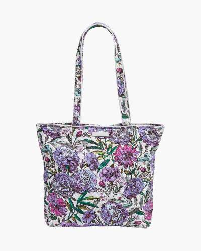 Iconic Tote Bag in Lavender Meadow