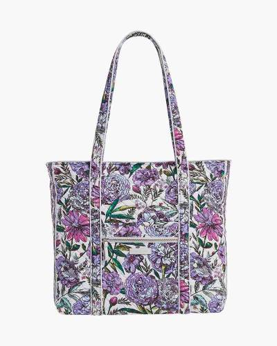Iconic Vera Tote in Lavender Meadow