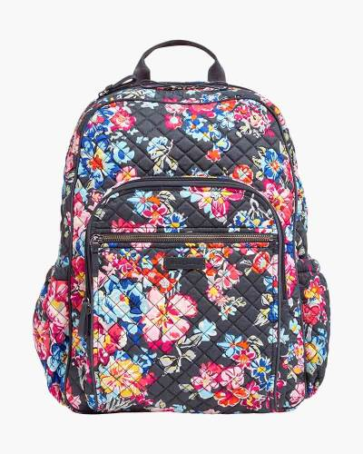 Iconic Campus Backpack in Pretty Posies