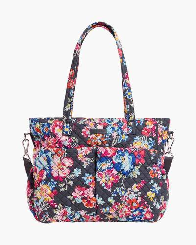 Iconic Ultimate Diaper Bag in Pretty Posies