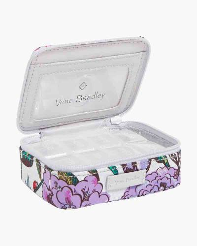 Iconic Travel Pill Case in Lavender Meadow