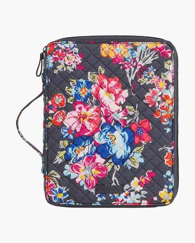 Iconic Tablet Tamer Organizer in Pretty Posies