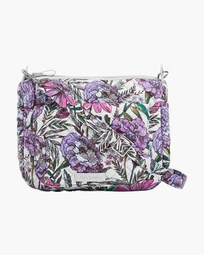 Carson Mini Shoulder Bag in Lavender Meadow