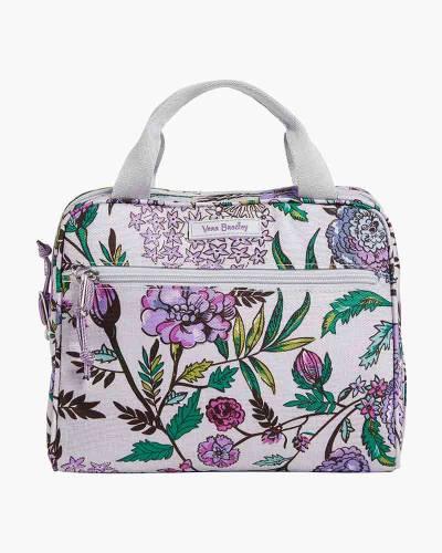 Lighten Up Lunch Cooler in Lavender Botanical