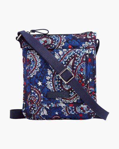 Iconic RFID Mini Hipster in Fireworks Paisley