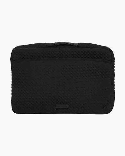 Iconic Laptop Organizer in Classic Black