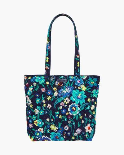 Iconic Tote Bag in Moonlight Garden
