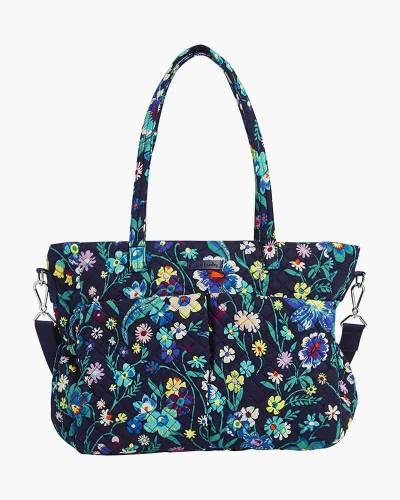 Iconic Ultimate Diaper Bag in Moonlight Garden