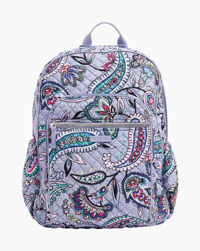Iconic Campus Backpack in Makani Paisley