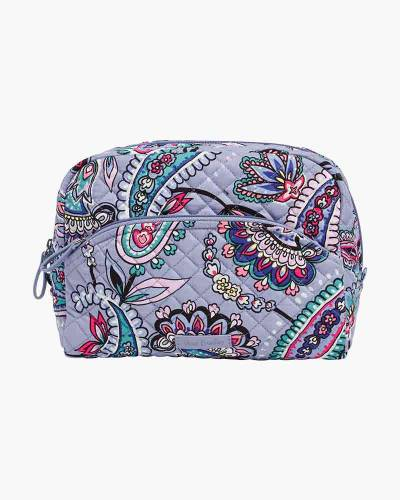 Iconic Large Cosmetic in Makani Paisley