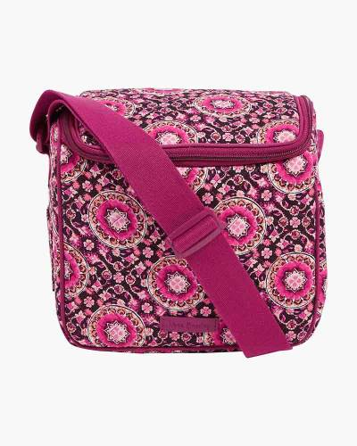 Iconic Stay Cooler in Raspberry Medallion