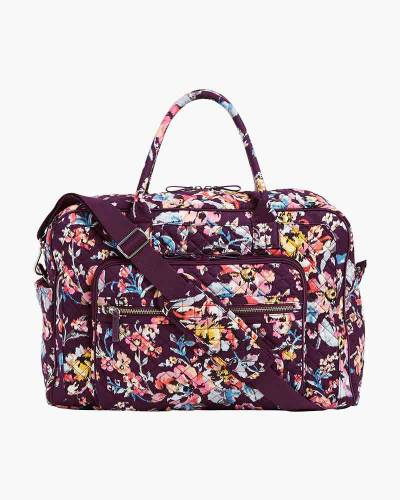 Iconic Weekender Travel Bag in Indiana Rose