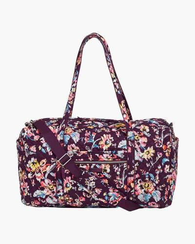 Iconic Large Travel Duffel in Indiana Rose
