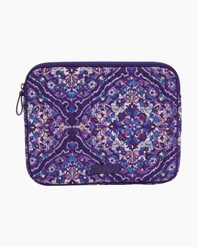 Iconic Tablet Sleeve in Regal Rosette