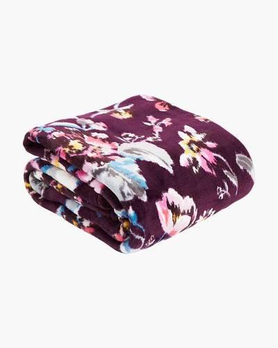 Plush Throw Blanket in Indiana Rose