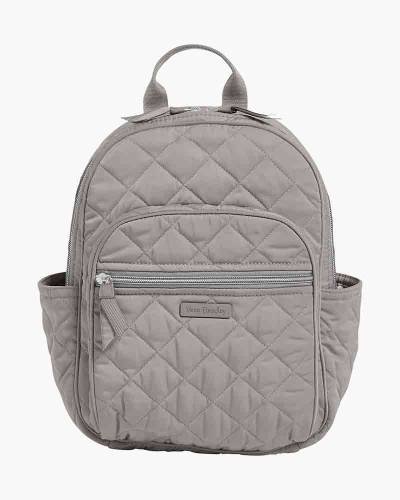 Iconic Small Backpack in Tranquil Gray