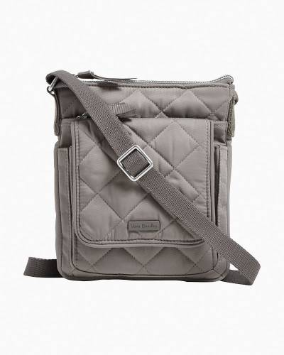 Iconic RFID Mini Hipster in Tranquil Gray