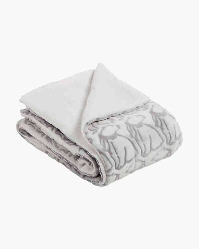 Cozy Life Throw Blanket in Beary Merry