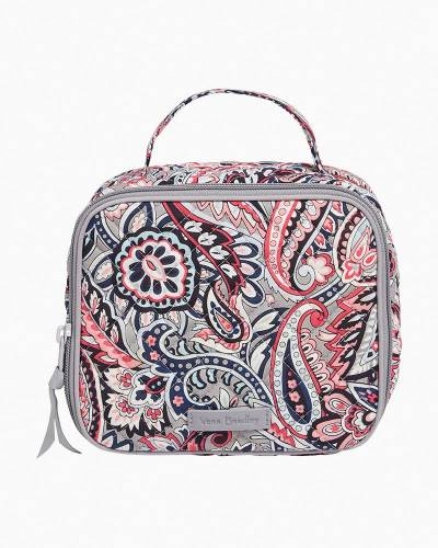 Pack and Snack Lunch Bag in Gramercy Paisley