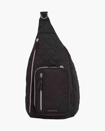 Sling Backpack in Black