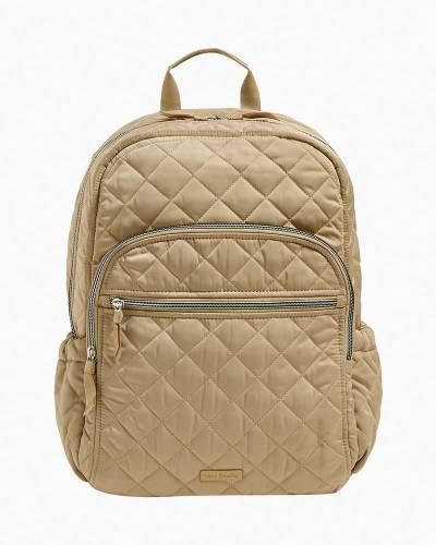 Campus Backpack in Khaki