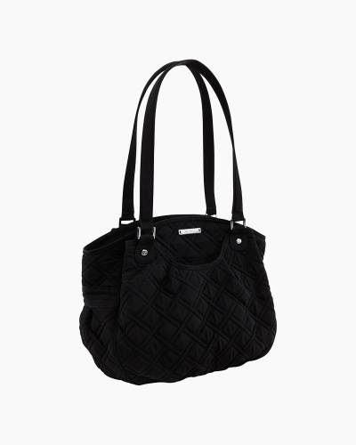 Glenna Shoulder Bag in Classic Black