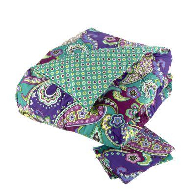 Reversible Comforter Set Full/Queen