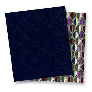 Vera Bradley Patterns Classic Navy
