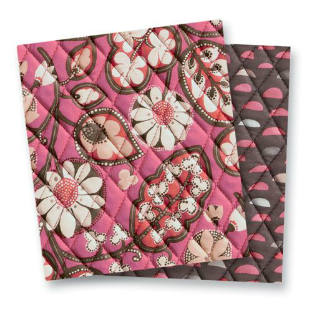 Vera Bradley Patterns Blush Pink