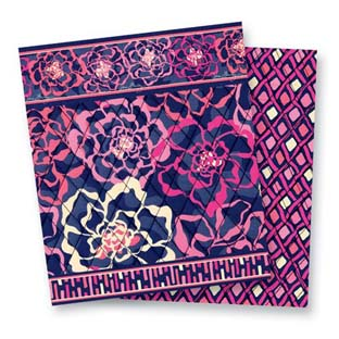 Vera Bradley Patterns Katalina Pink & Katalina Pink Diamonds