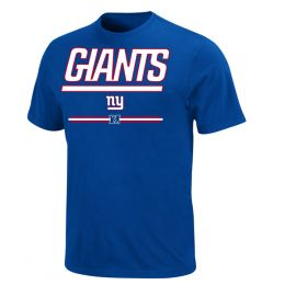 Majestic Critical Victory VI T-Shirt - New York Giants