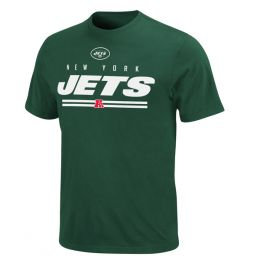 Majestic Critical Victory VI T-Shirt - New York Jets
