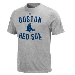 Majestic Boston Red Sox Authentic Edge Tee