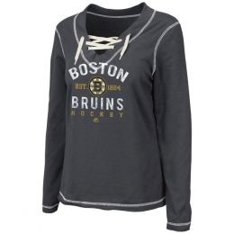 Majestic Boston Bruins Brink of Victory Women's Sweatshirt