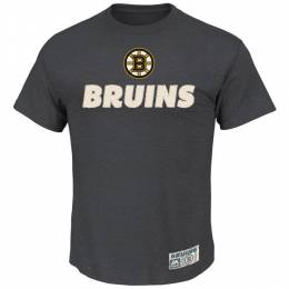 Majestic Boston Bruins Chase the Trophy Men's Tee