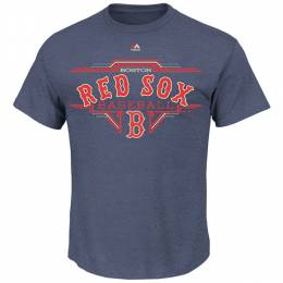 Majestic Boston Red Sox Cooperstown Great Performance Tee