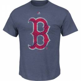 Majestic Boston Red Sox Clutch Hitter Tee