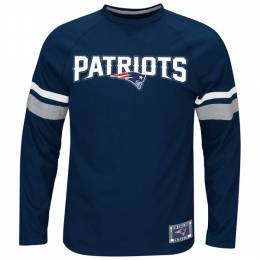 Majestic Men's New England Patriots Power Hit Tee