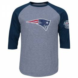Majestic Men's New England Patriots Great Move Tee