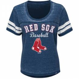Majestic Boston Red Sox Loving the Game Women's Tee