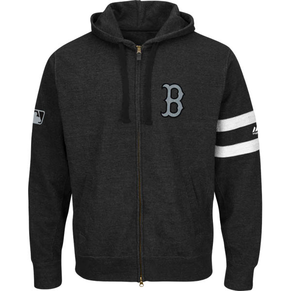 huge selection of 9ba8c c6e9d Boston Red Sox Men's Clubhouse Full-Zip Hoodie