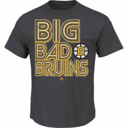 Majestic Boston Bruins Sudden Death Men's Tee