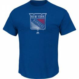 Majestic Men's New York Rangers Raise the Level Tee