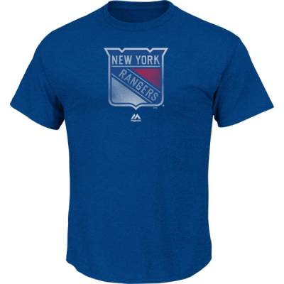 Men's New York Rangers Raise the Level Tee