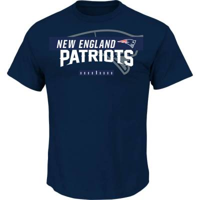 New England Patriots Men's Of Great Value Tee