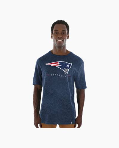 New England Patriots Men's Hyper Stack Tee